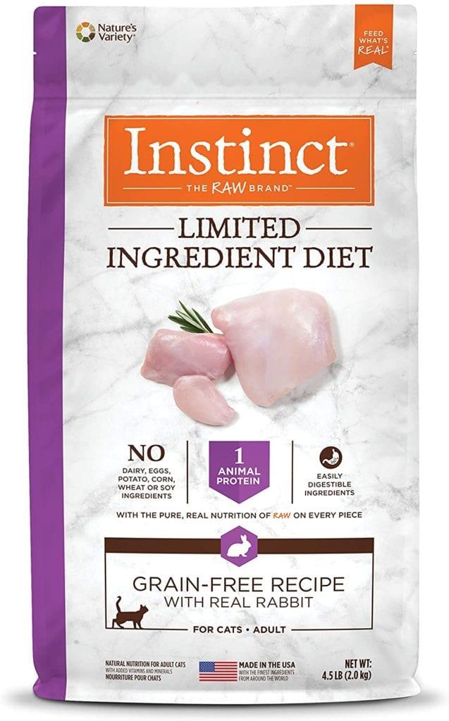 Nature's Variety Limited Ingredient Diet