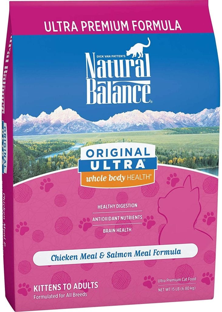 Natural Balance Original Ultra High-Fiber Cat Food
