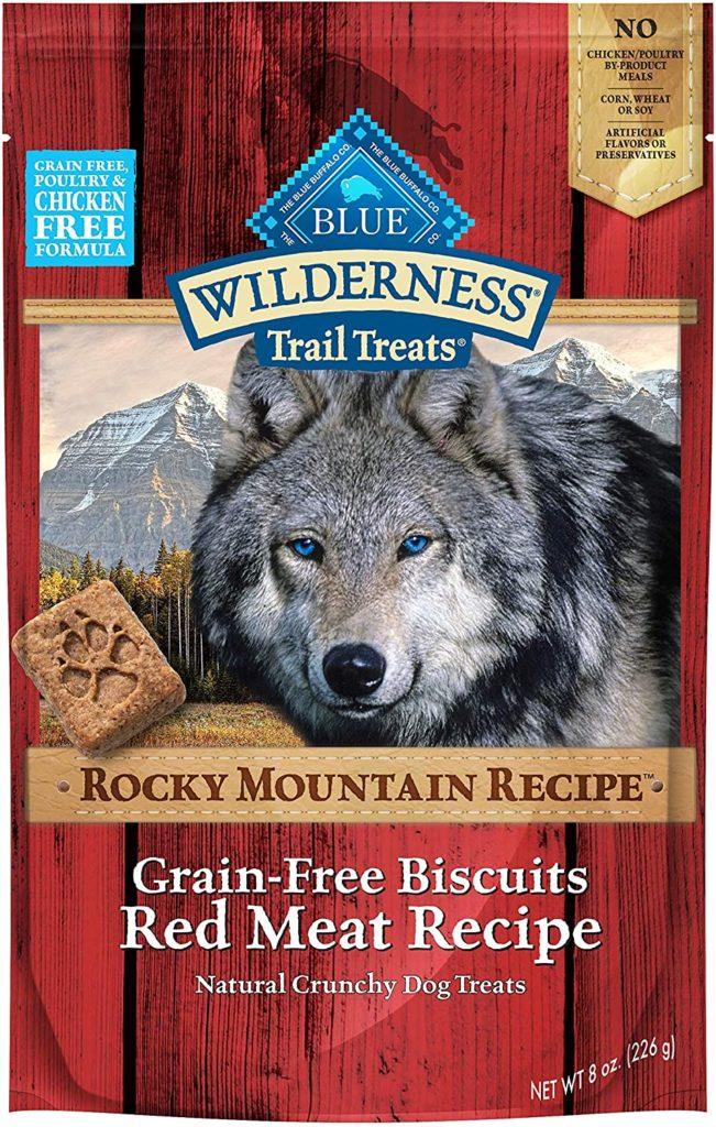 Blue Buffalo Wilderness Trail Treats