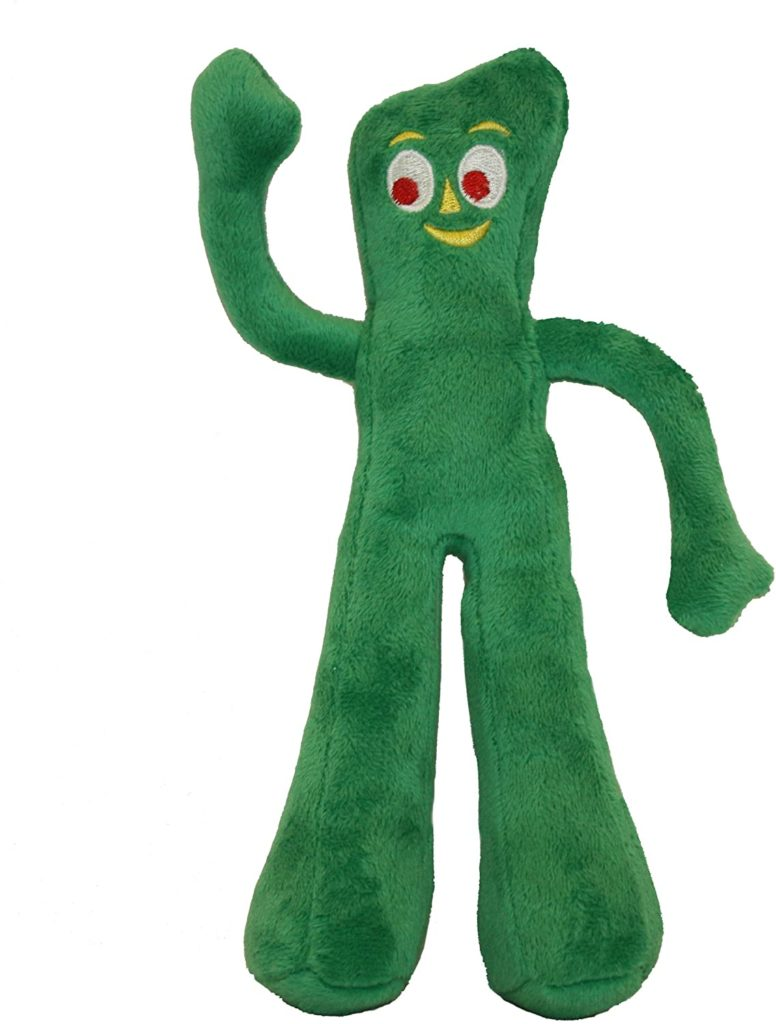 Multipet Gumby Toy Unique Dog Gift