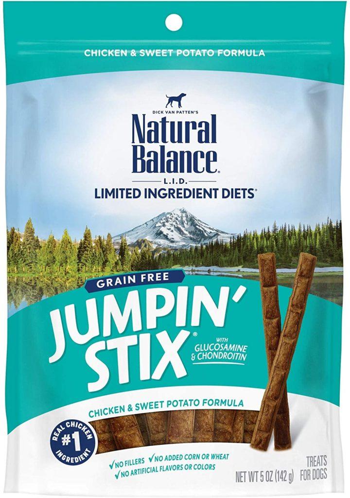 Natural Balance Limited Ingredient Diet Jumpin' Stix Dog Treats