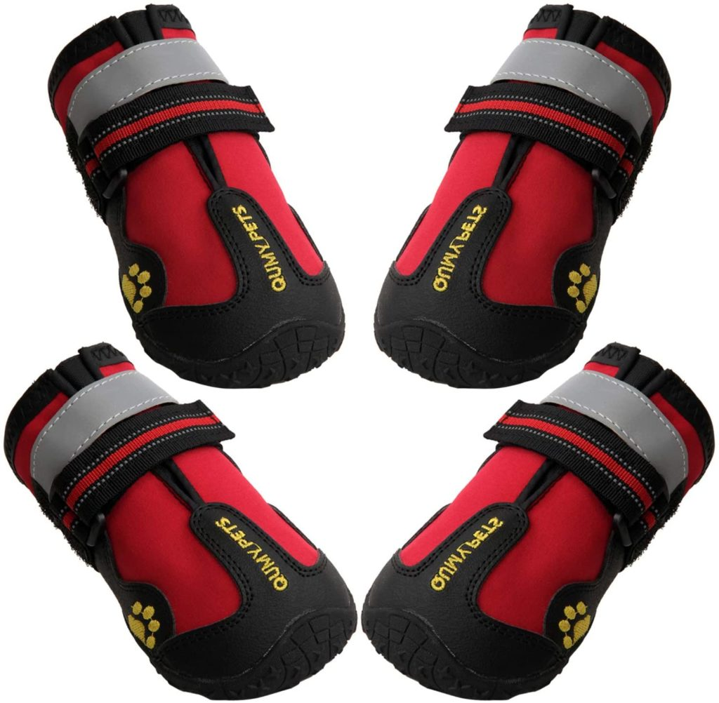 QUMY Dog Boots