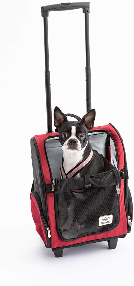 Snoozer Roll Around 4-in-1 Carrier Unique Dog Gift