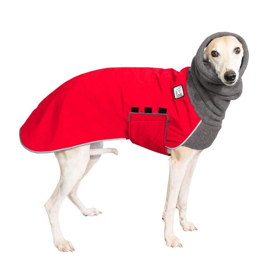 Whippet Winter Dog Coat Unique Dog Gift