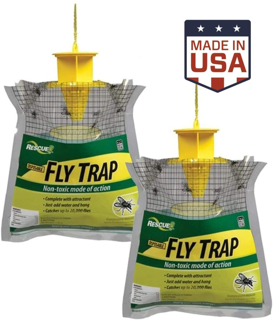 RESCUE! Disposable Hanging Fly Traps