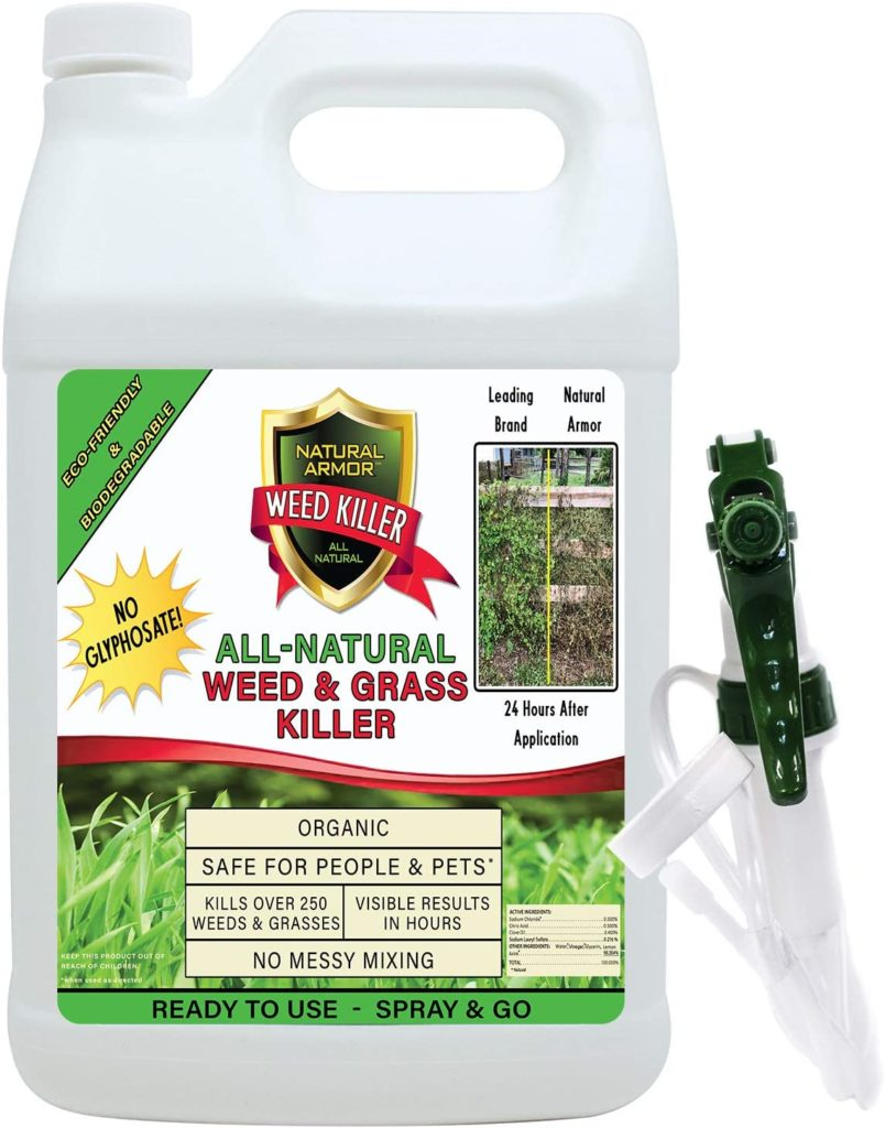 Natural Armor Pet-Safe Weed & Grass Killer