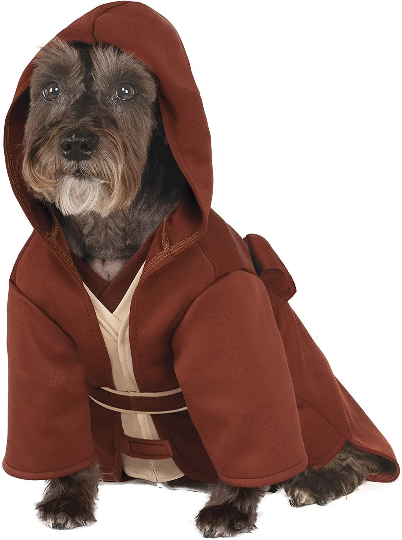 Jedi Master Dog Halloween Costume