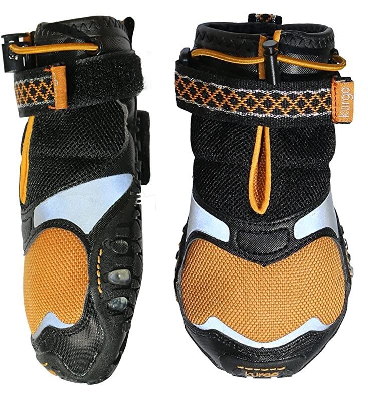 Kurgo Step-N-Strobe Dog Hiking Boots