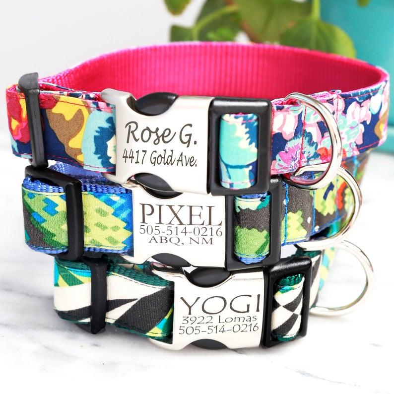 Mimi Green's Dog Collars
