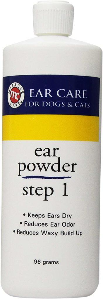 Miracle Care Dog Ear Powder