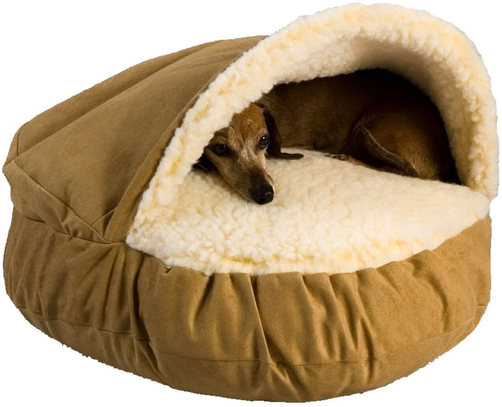 Snoozer Cozy Cave Small Dog Bed