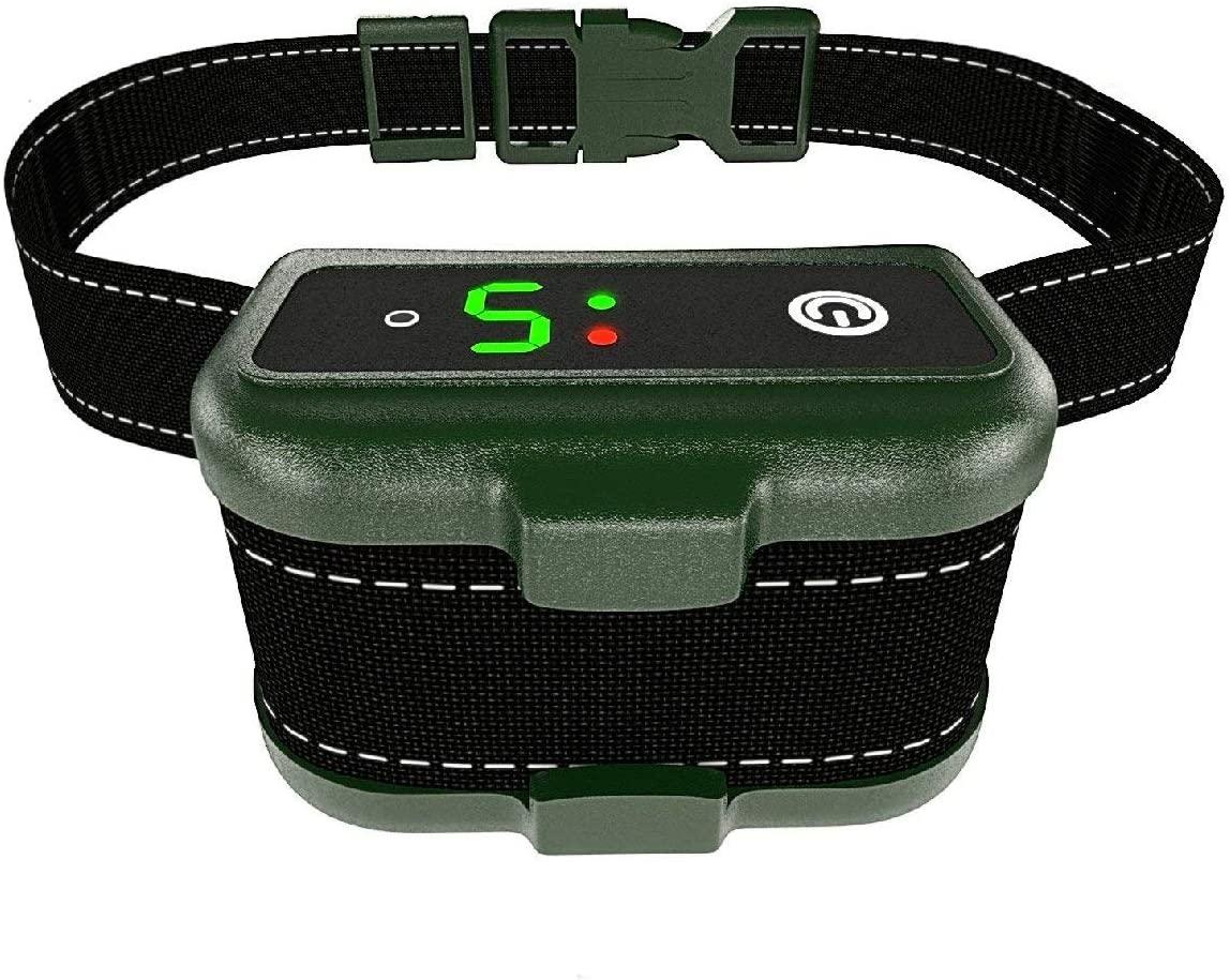 TBI Pro Rechargeable Bark Collar