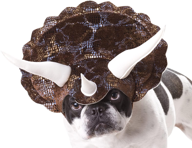 Triceratops Dog Halloween Costume
