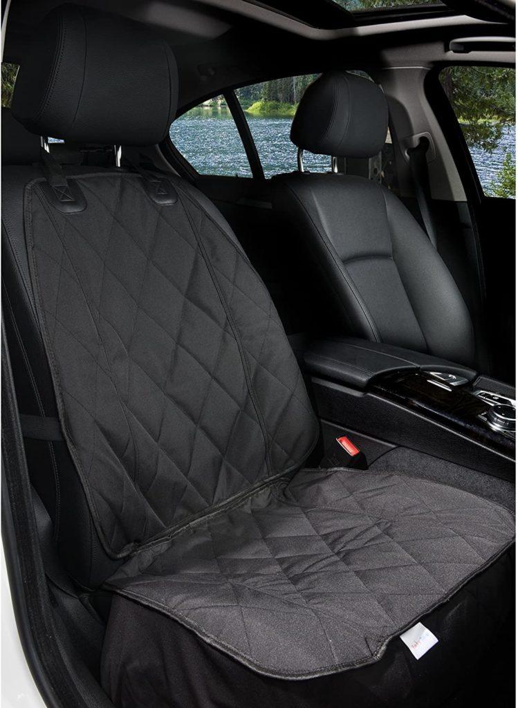 BarksBar Pet Front Dog Car Seat Cover