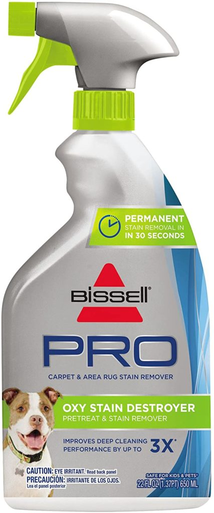Bissell Oxy Stain Destroyer Pet Carpet Cleaner