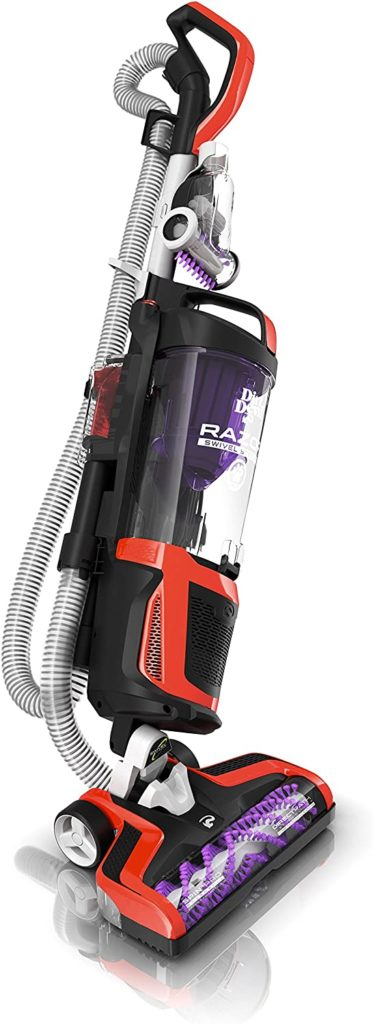 Dirt Devil Razor Pet Steerable Bagless Upright Vacuum