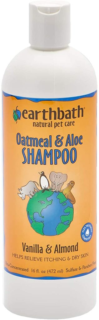 EarthBath All Natural Cat Shampoo
