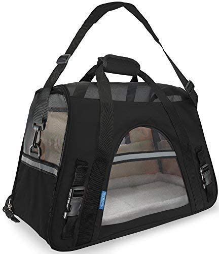 Paws & Pals Airline-Approved Pet Carrier