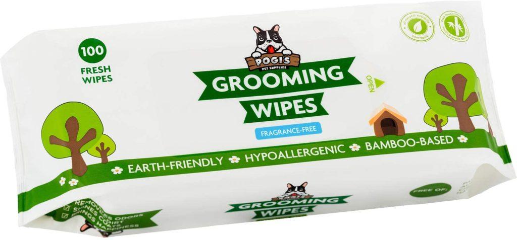 Pogi's Grooming Dog Wipes