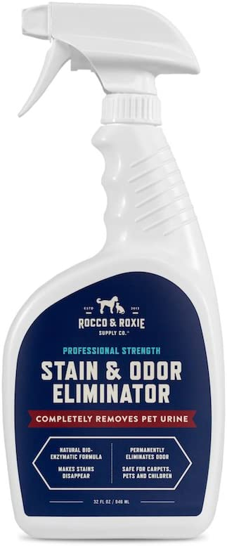 Rocco & Roxie Stain & Odor Eliminator Pet Carpet Cleaner