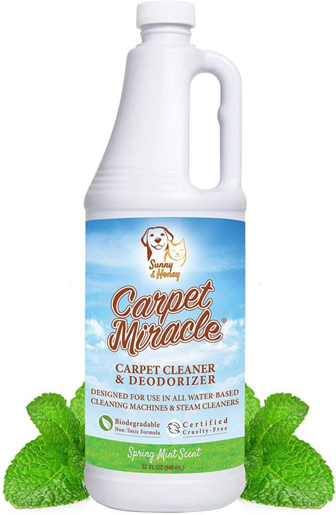 Sunny & Honey Carpet Miracle Pet Carpet Cleaner