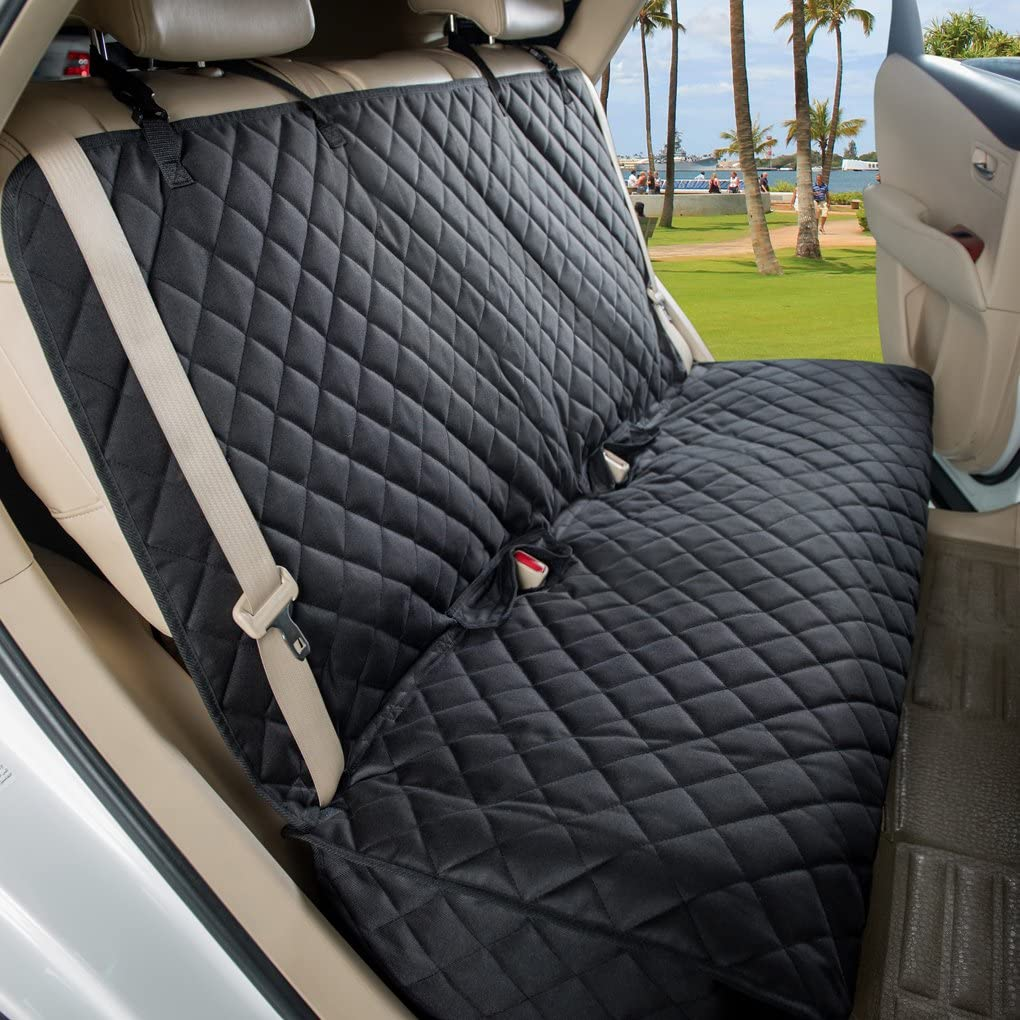 VIEWPETS Bench Dog Car Seat Cover Protector