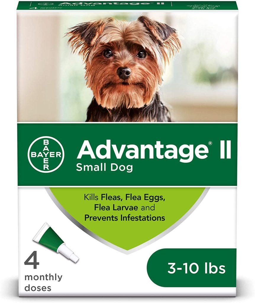 Advantage II Flea Treatment