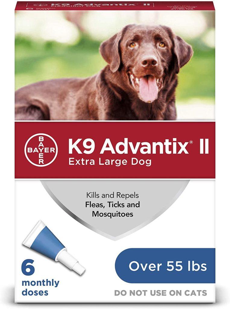 K9 Advantix Flea & Tick Preventative