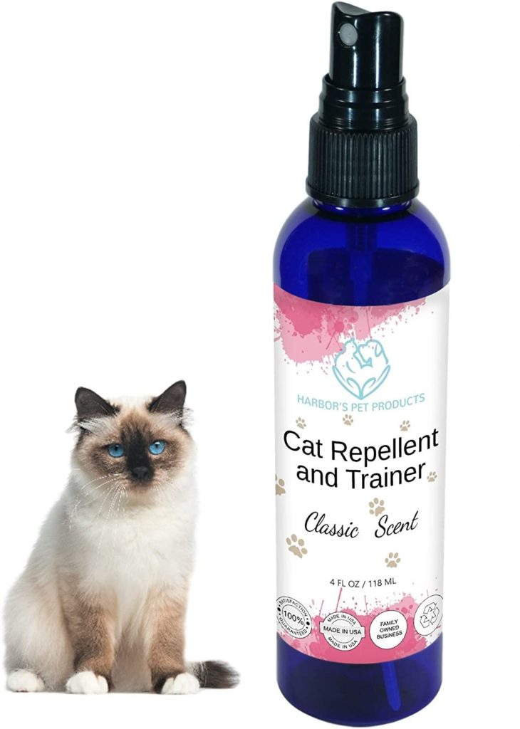 Harbor's Best Cat Repellent and Trainer Spray