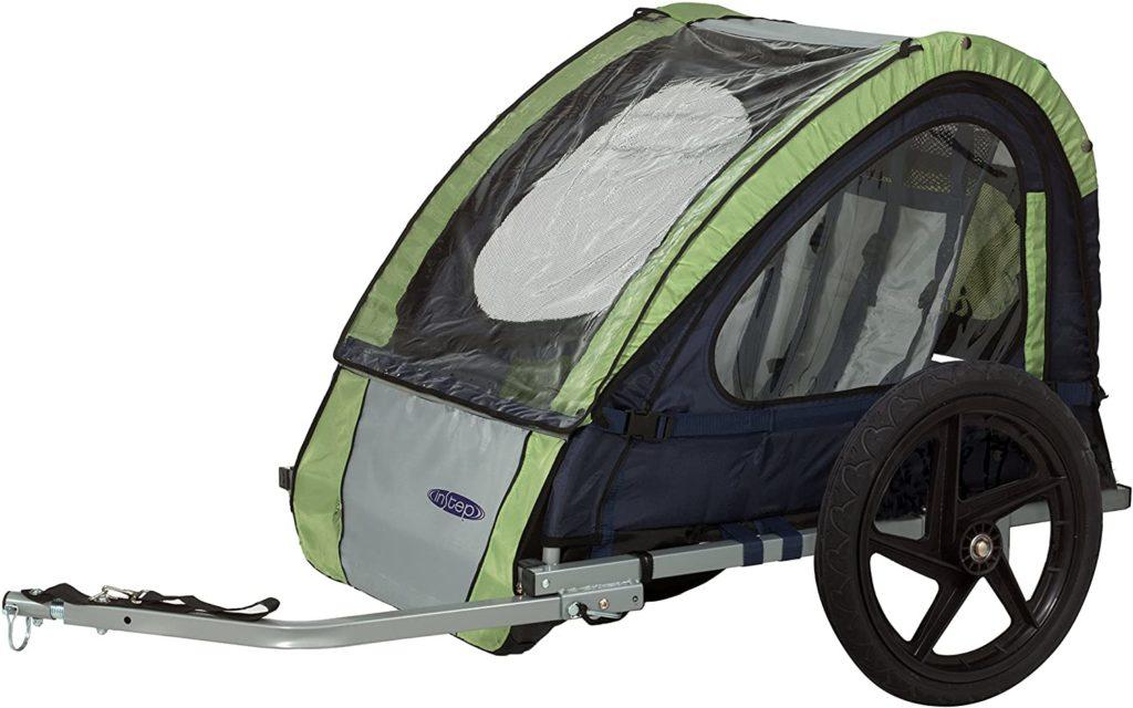 InStep Sync 2-in-1 Bike Trailer