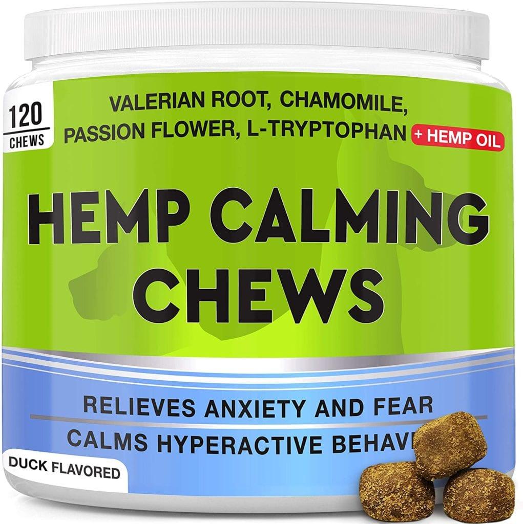 Good Growlies Calming Treats and Chews
