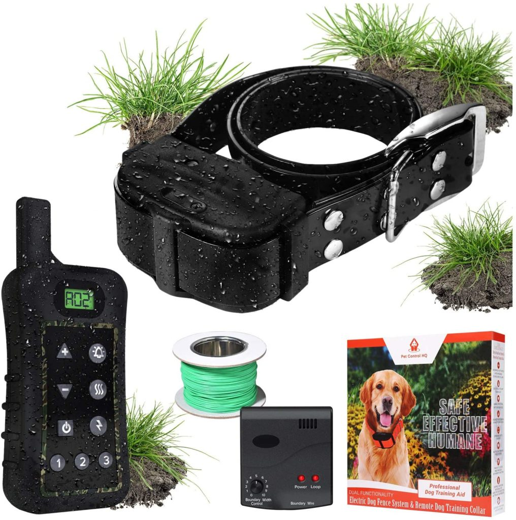 Pet Control HQ Wireless Invisible Dog Fence