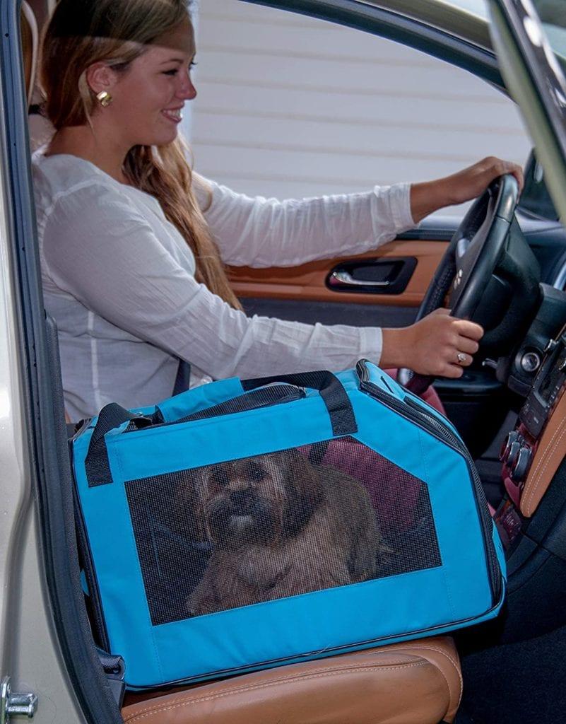 Pet Gear Signature Dog Car Seat & Carrier Bag