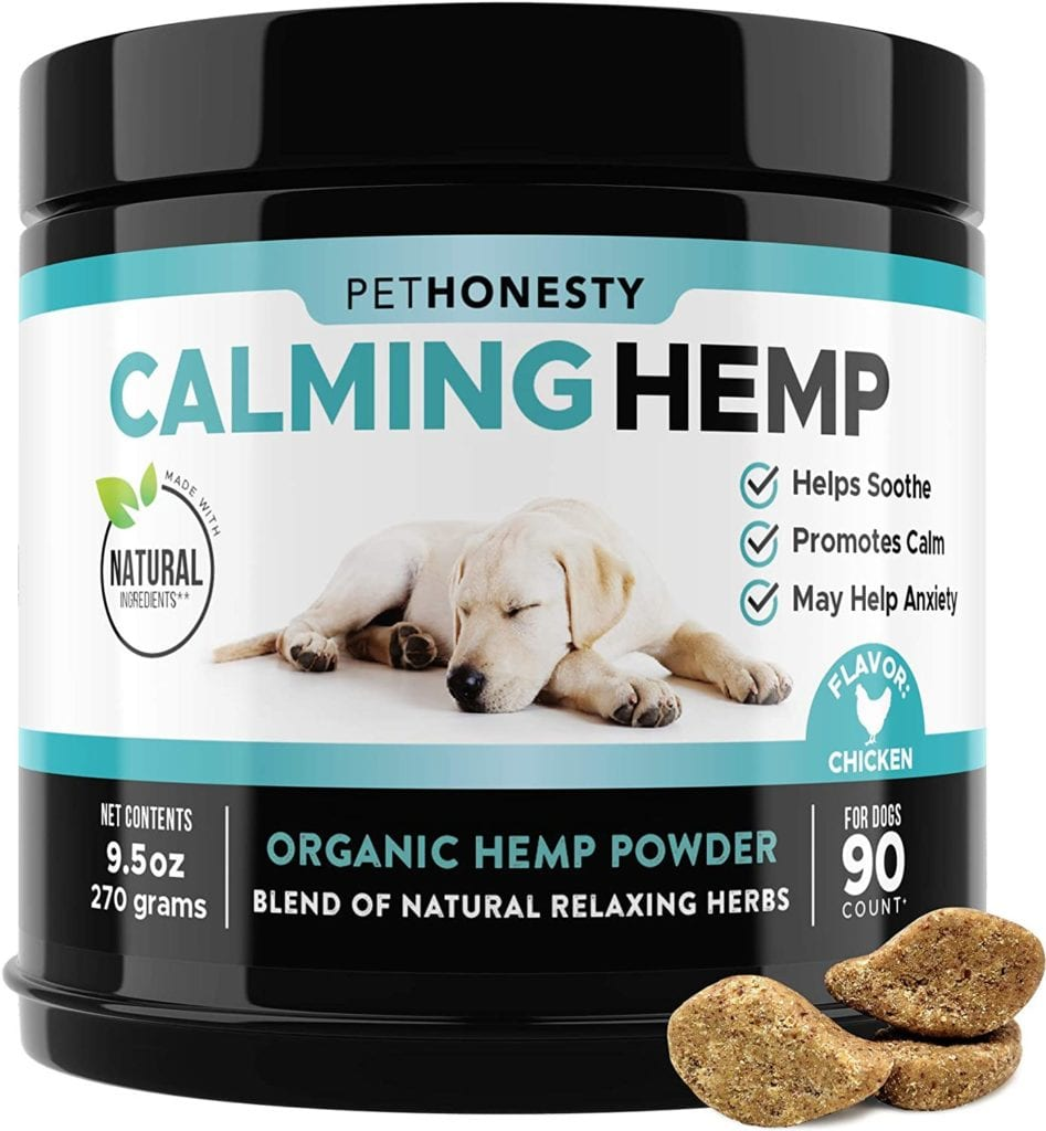 PetHonesty Calming Hemp