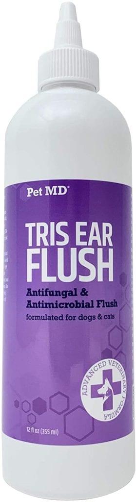 Pet MD Tris Ear Flush