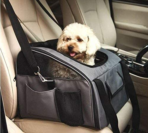 WOPET Dog Car Seat Carrier