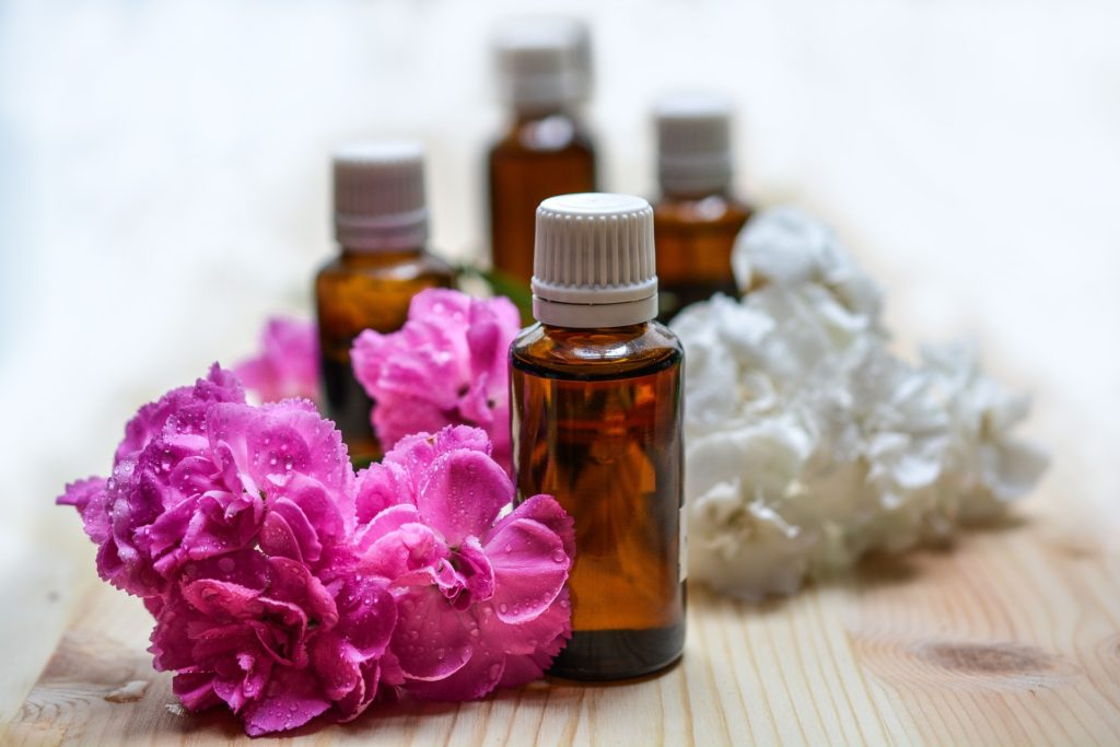 Essential oils are added to many products