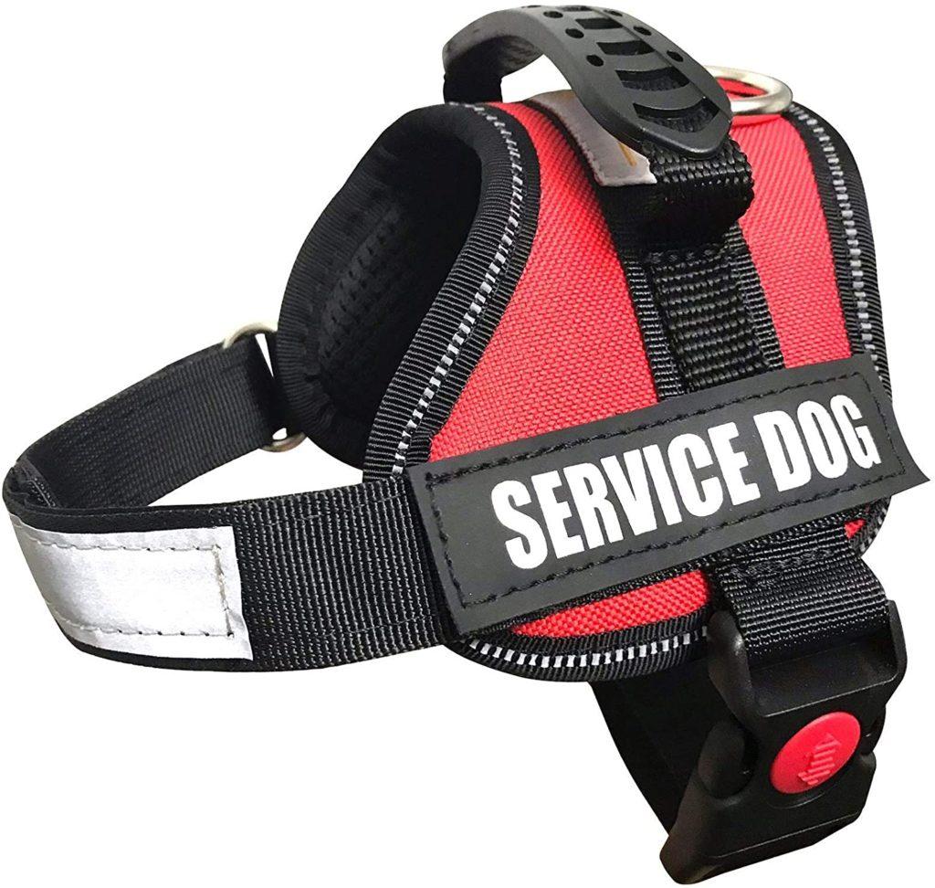 ALBCORP Service Dog Vest Harness