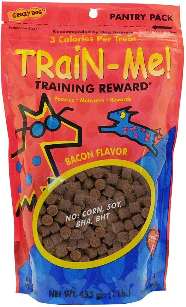 Crazy Dog Train-Me! Training Reward Dog Treats