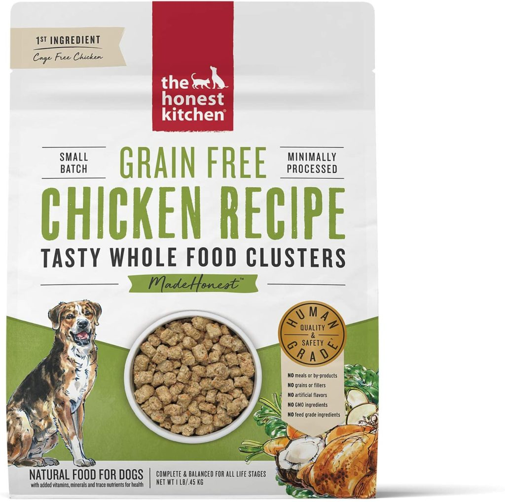 Honest Kitchen Tasty Whole Food Clusters