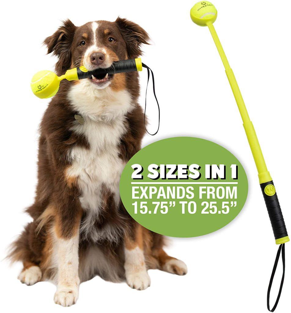 Hyper Pet Throw-N-Go Tennis Ball Launcher