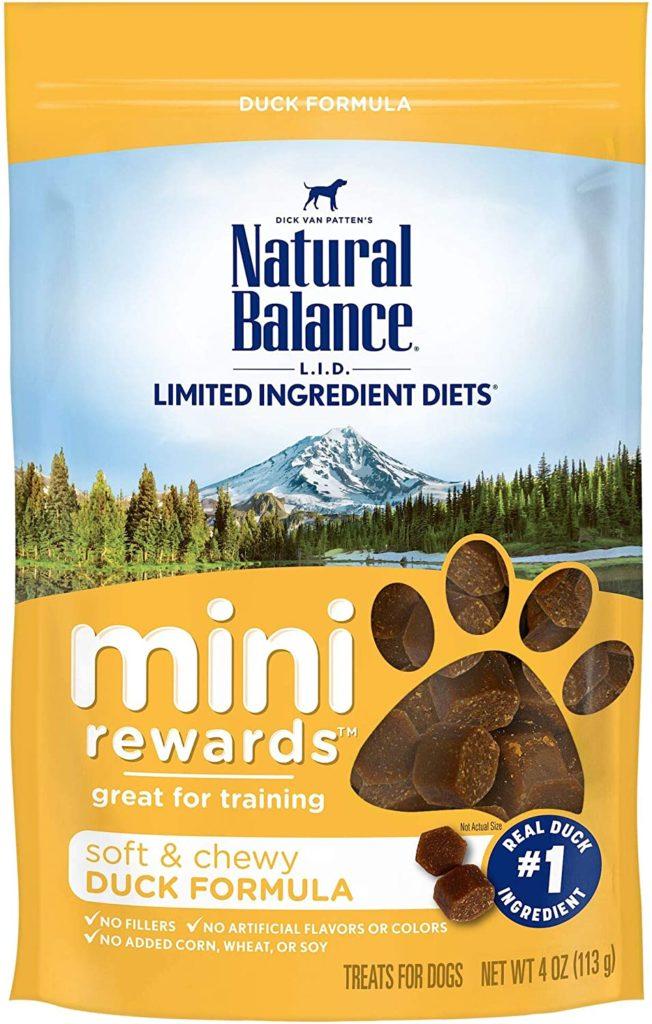 Natural Balance Mini Rewards Dog Training Treats