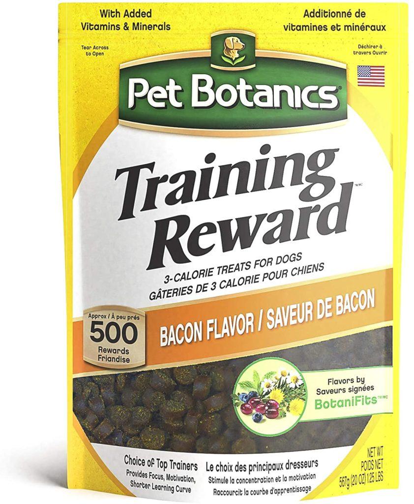 Pet Botanics Training Reward Dog Treats