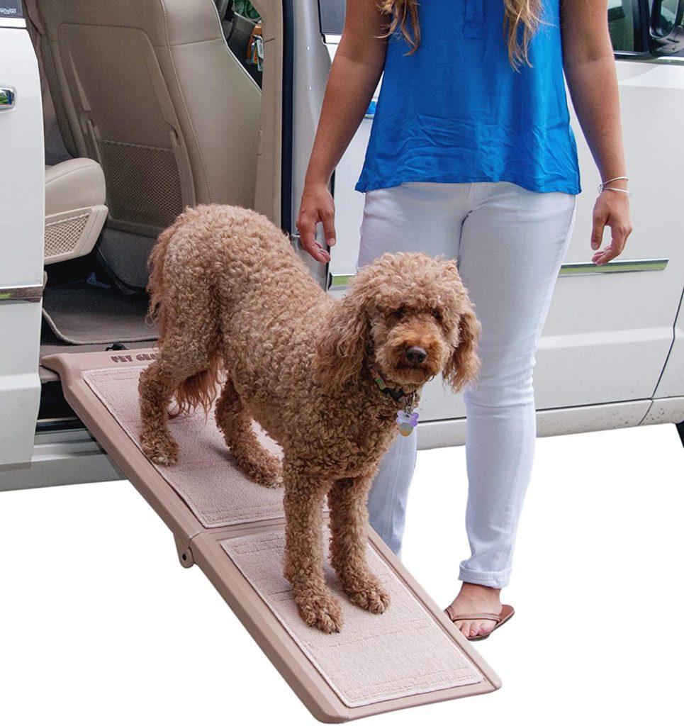 PetGear Travel Lite Bi-Fold Ramp for Cats & Dogs