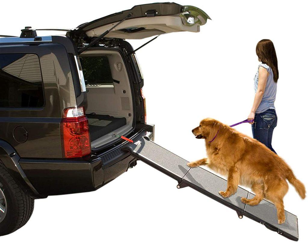 PetGear Tri-Fold Portable Ramp for Dogs