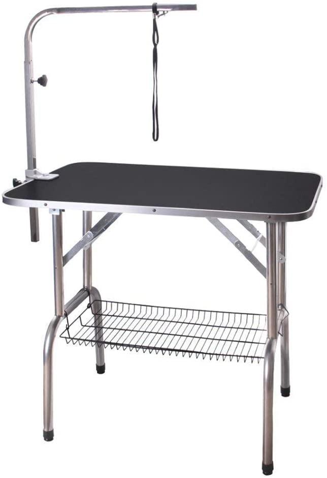 Polar Aurora PingKay Dog Show Foldable Grooming Table