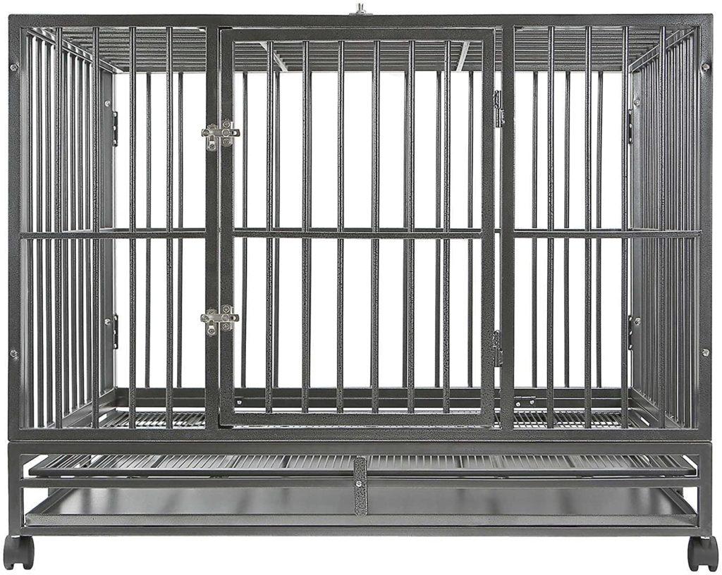 SmithBuilt Heavy-Duty Dog Crate