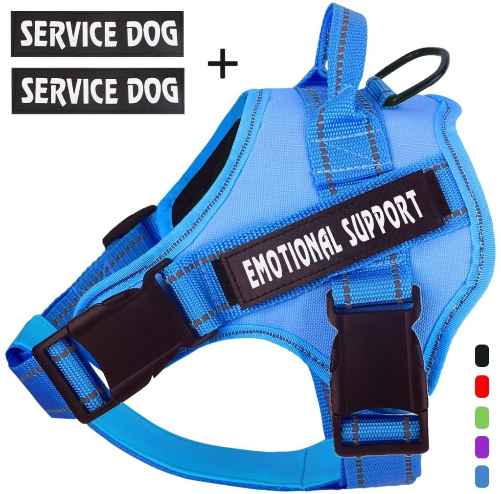 vooPet Service Dog Harness