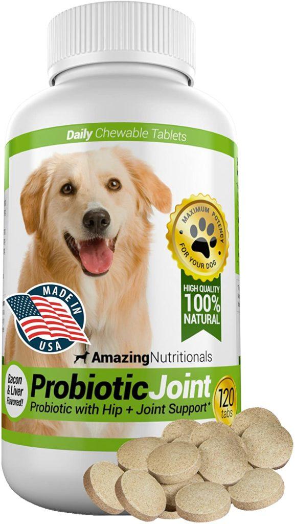 Amazing Nutritionals Probiotics Joint Formula