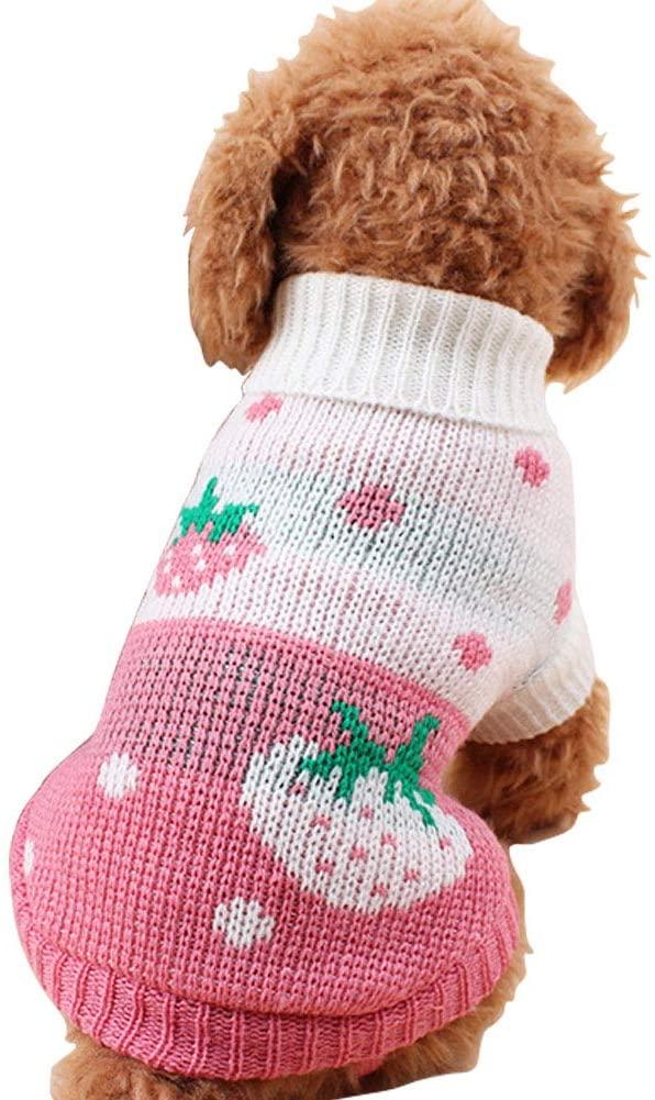 CHBORCHICEN Dog Sweater
